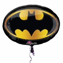 Batman Emblem Large Foil Balloon 1pc